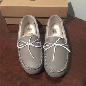 Ugg W Deluxe Driving Loafer S10